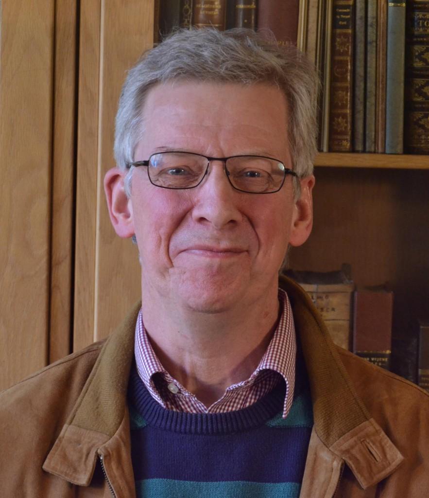 Søren Thirup, formand for FBL-Hjørring byder velkommen til nye medlemmer.